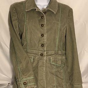 J Jill corduroy jacket